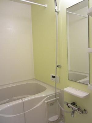【浴室】ルミエール中坪