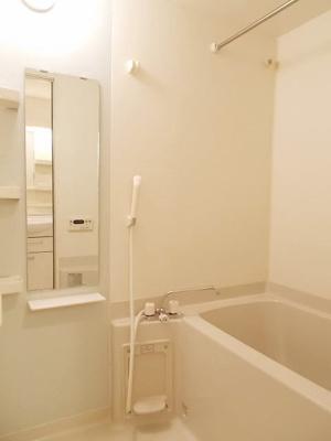 【浴室】パレ・フルール