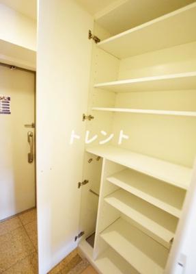 【玄関】レジディア文京本郷Ⅱ