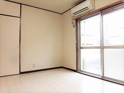 【寝室】原友レジデンス昭島