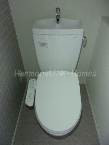 ☆ハーモニーテラス豊島Ⅵ☆コンパクトで使いやすいトイレです
