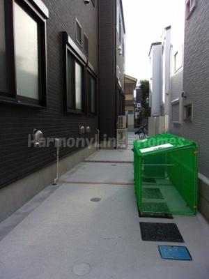 ☆ハーモニーテラス豊島Ⅵ☆駐輪スペース☆