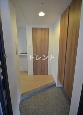 【玄関】メイクスデザイン西新宿