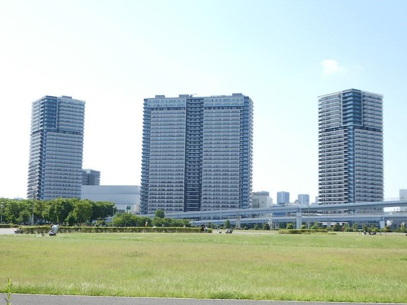 シティタワーズ東京ベイの画像