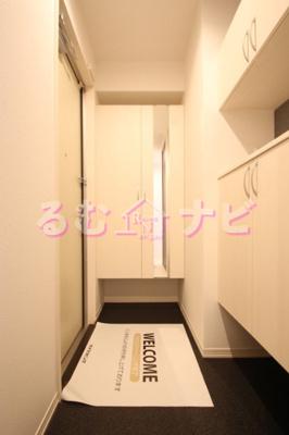 【玄関】D-room若久