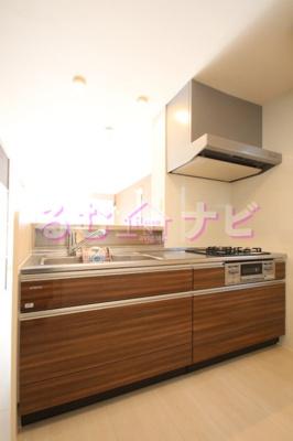 【キッチン】D-room若久