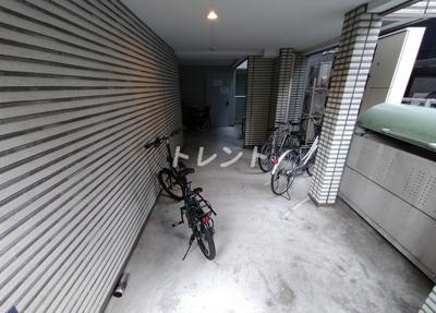 【その他共用部分】リベルタ東新宿