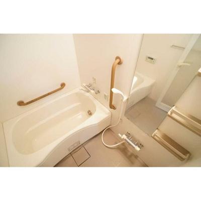 【浴室】プルメリア清水