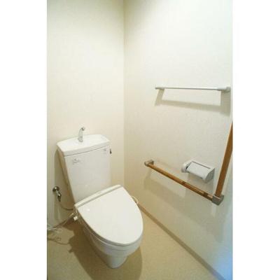 【トイレ】プルメリア清水