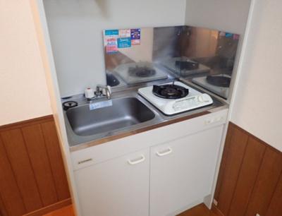 キッチン周りにスペースあります★(同一仕様写真)