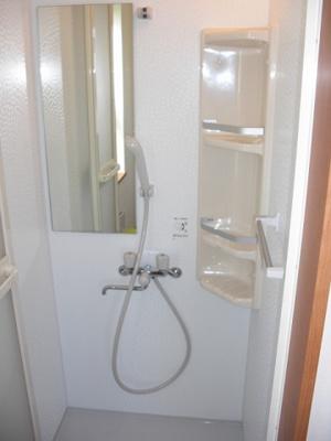シャワールーム♪