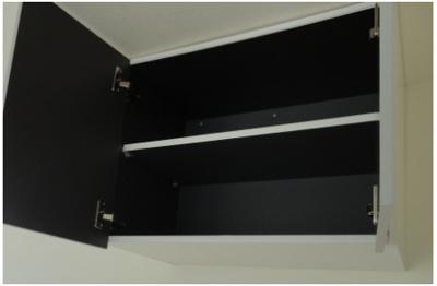上部収納スペース(同一仕様写真)