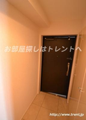 【玄関】ルクレ初台