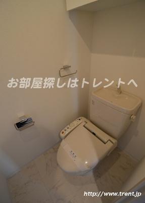 【トイレ】ルクレ初台
