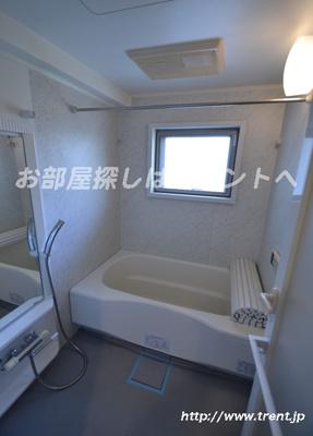 【浴室】ルクレ初台