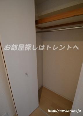【収納】ルクレ初台
