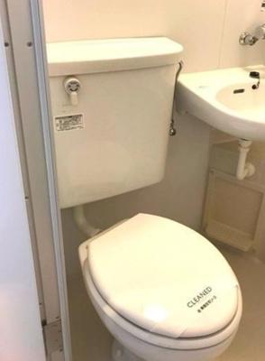 【トイレ】TMグリーン東邦