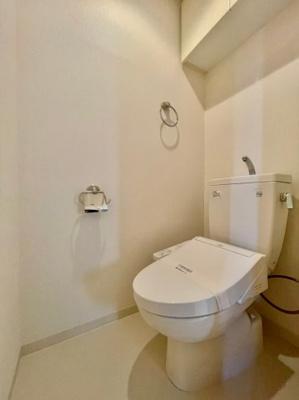 【トイレ】ルネ新宿御苑タワー