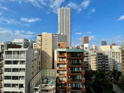 【展望】ルネ新宿御苑タワー