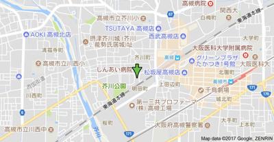 【地図】ハイネスゴールド (株)Roots