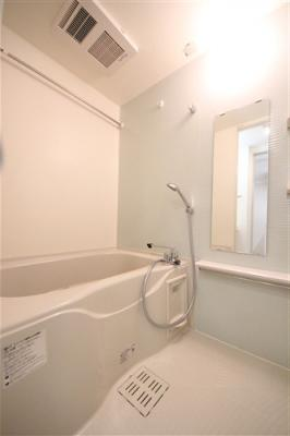 【浴室】ミラージュパレス谷町ブライト