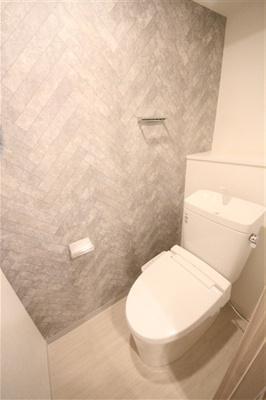 【トイレ】ミラージュパレス谷町ブライト