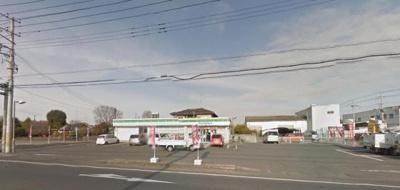ファミリーマート新治下坂田店