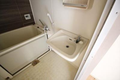 清潔感ある洗面台☆