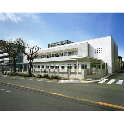 病院「大和市地域医療センターまで169m」大和市地域医療センタ
