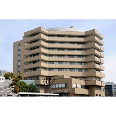 病院「東京共済病院まで641m」東京共済病院