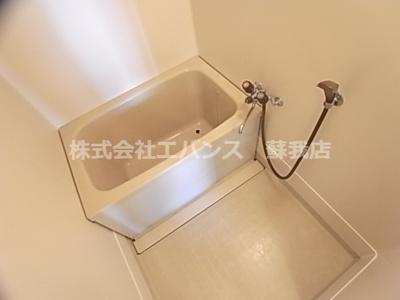 【浴室】べルレージュ鹿野