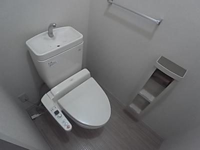 【トイレ】ヴェルディール