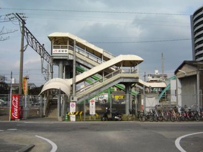 JR高城駅まで300m