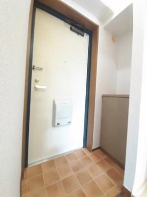 【玄関】カーム松村2