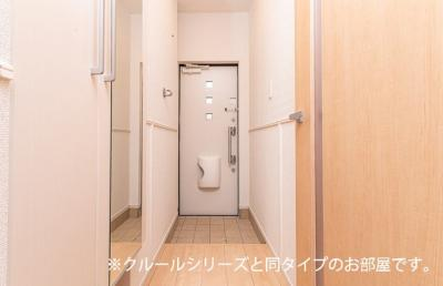 【玄関】マーベラス坂ノ市Ⅱ