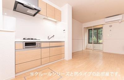 【キッチン】マーベラス坂ノ市Ⅱ