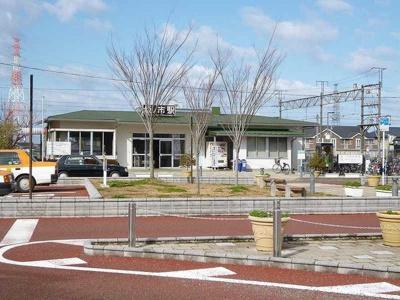 坂ノ市駅まで900m