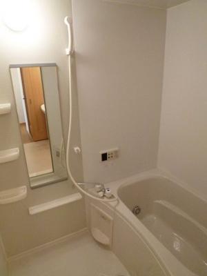 【浴室】モデルノハサマ2