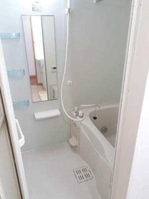 【浴室】ヴィラ・ネオユニゾン