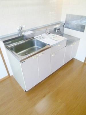 【キッチン】スカイハイツB