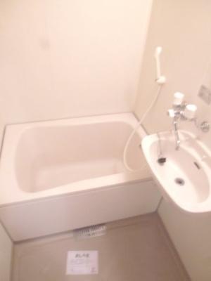 【浴室】シティハイツハサマ