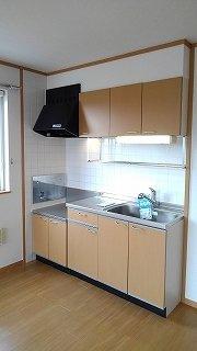 【キッチン】エスポアール Ⅱ