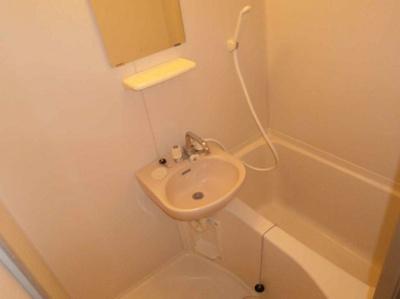 【浴室】レオパレスエステート