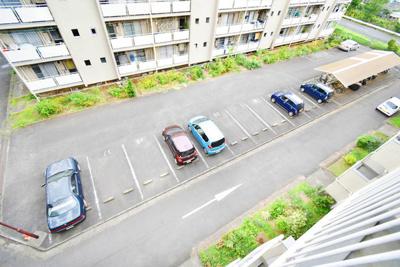 【駐車場】ビレッジハウス三田1号棟