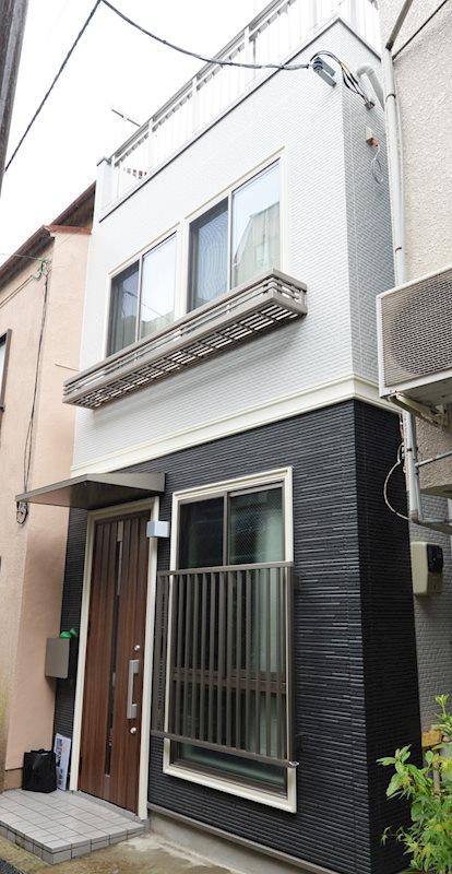 中央区勝どき二丁目戸建て(連棟式住宅)の画像