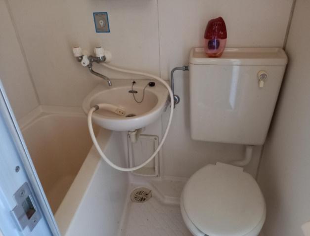 【浴室】朝日プラザ知寄町パサージュ