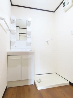 【独立洗面台】タウンコート平成