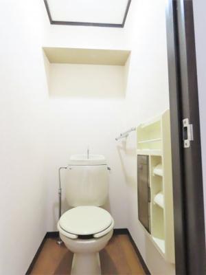 【トイレ】タウンコート平成