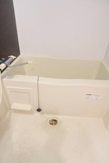きれいな浴槽です。