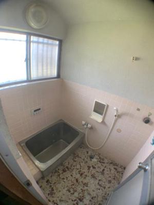 【浴室】常滑市小林町アメチンハウス